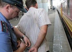 Убийцу инкассаторов сняли с поезда