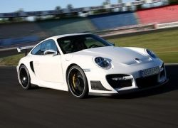 Porsche в тюнинге TechArt