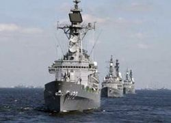 Японские ВМС стали жертвой топливного кризиса
