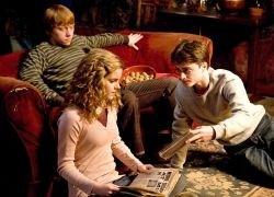 """Трейлер к фильму \""""Гарри Поттер и Принц-полукровка\"""""""