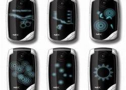 Концепт мобильного телефона WAVE Interaction