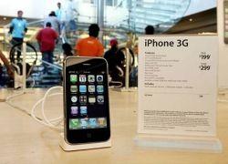 iPhone 3G отстает от iPhone