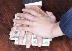 Коррупция — это всегда предательство