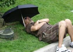 Старческая забывчивость связана со сном