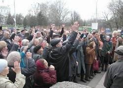 Правозащитники требуют от КС обеспечить свободу митингов
