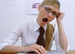 Лишение сна влияет на способность осмысливать то, что мы видим