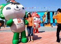 На ТВ просочилась видеозапись репетиции торжественного открытия Олимпиады