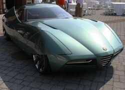 Bertone создал автомобиль для Бэтмена