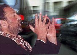 Пьяный белорусский водитель шокировал австрийскую полицию