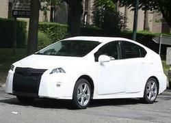 Изображения нового Toyota Prius