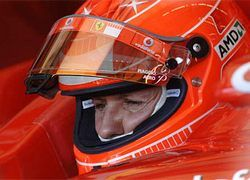 Михаэль Шумахер сбил пешехода