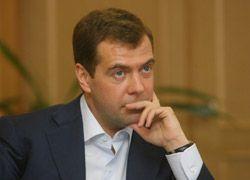 """Медведев потребовал от силовиков перестать \""""кошмарить\"""" бизнес"""