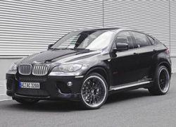Первый тюнинг BMW X6 вышел комом