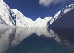 40 млн лет назад на Южном Полюсе не было льда и снега