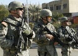 Американским солдатам в Ираке сократят срок службы