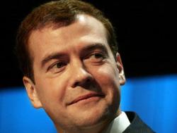 Дмитрий Медведев обречен стать уникальным президентом