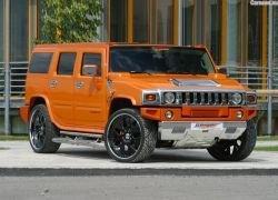 Hummer могут продать российскому автопроизводителю