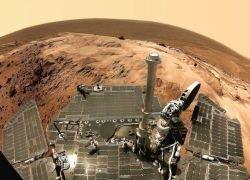 """Ученые НАСА \""""попробовали\"""" марсианскую воду"""