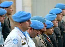 Миротворцы ООН остаются в Дарфуре