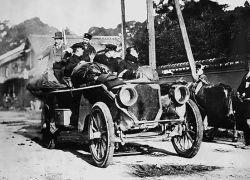 Автопробег Нью-Йорк - Париж 1908 года