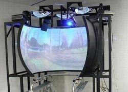 VR Treadmill: прогулка на открытом воздухе в закрытом помещении