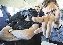 Ответственность за поведение пассажиров возложат на авиакомпании