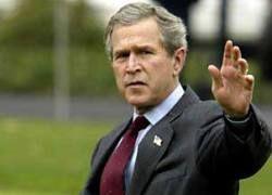Буш запретил спецслужбам убивать людей