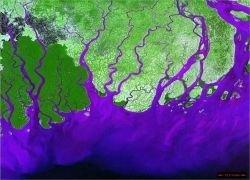 Лучшие фотографии Земли, снятые со спутников NASA