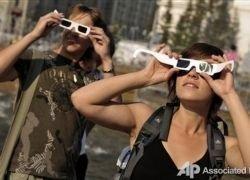 Как люди готовились к солнечному затмению?