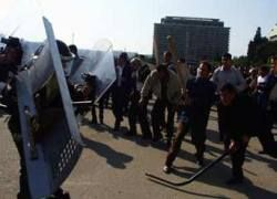 В Баку разогнали митинг оппозиции