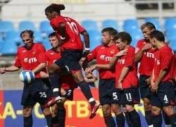 Кубок УЕФА: «Москва» сыграет с «Легией»