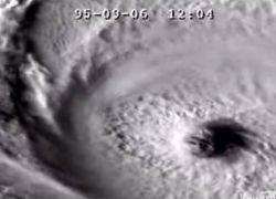Ураган Луис: вид из космоса