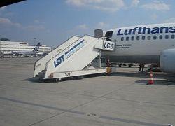 Бастующие рабочие Lufthansa добились повышения зарплаты