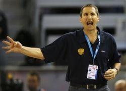 Дэвид Блатт останется у руля сборной России до 2012 года