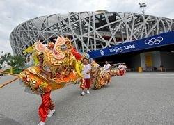 Корейский телеканал украл открытие Олимпиады