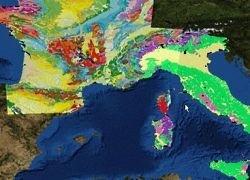 Учёные создали первую цифровую геологическую карту Земли