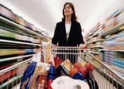Что мы покупаем в супермаркетах?