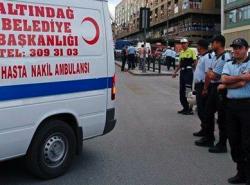 Турция: арест подозреваемых в организации взрывов