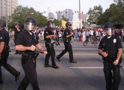 Полиция Лос-Анджелеса разобралась со знаменитостями
