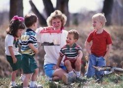 Дети потеряли контакт с природой?
