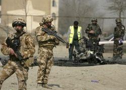 Конвой НАТО взорван под Кабулом