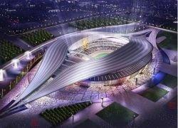 Секретное видео с репетиции открытия олимпиады в Пекине