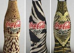 Роберто Кавалли одел Coca-Cola