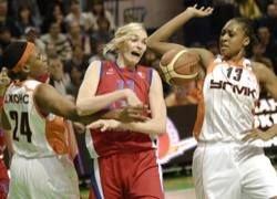 Американская баскетболистка будет выступать за сборную России