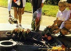 Большинство вечных огней в России зажигают лишь по праздникам