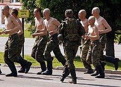 Из российской армии побежали контрактники