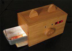 Wake n' Bacon - будильник с запахом еды
