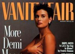 Лучшие обложки журналов Vanity Fair последних лет