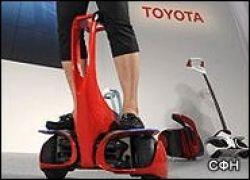 Toyota Winglet - ходить пешком больше не придется