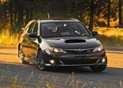 Subaru привезет в Россию седаны Impreza WRX